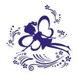 Czarodziejka z magiczną różdżką Obraz Royalty Free