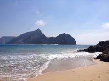 Czarodziejki plaża Obraz Royalty Free
