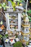 czarodziejscy domy Zdjęcie Royalty Free