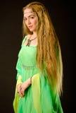 czarodziejska dama Obrazy Stock