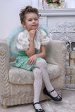 Czarodziejska dziewczyna Zdjęcie Royalty Free