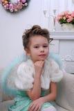 Czarodziejska dziewczyna Fotografia Royalty Free