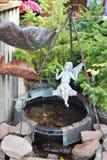 Czarodziejska fontanna Fotografia Royalty Free