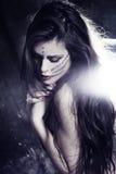 czarodziejska kobieta Obrazy Royalty Free