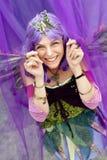 czarodziejska królowa zdjęcie royalty free