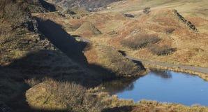 Czarodziejska roztoka na wyspie Skye w Szkocja Zdjęcia Royalty Free