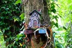 Czarodziejska wioska w Bunratty kasztelu Zdjęcie Royalty Free