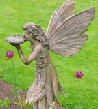 Czarodziejska Wodna fontanna Fotografia Royalty Free