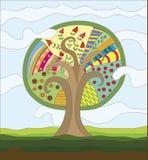 Czarodziejski drzewo Zdjęcie Royalty Free