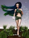 czarodziejski princess Obrazy Royalty Free