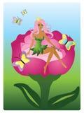 czarodziejski princess ilustracji