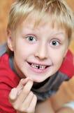 czarodziejski ząb dokąd ty Fotografia Stock
