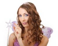 czarodziejskie purpury Zdjęcie Royalty Free