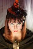 czarownica fotografia royalty free