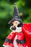 czarownica Zdjęcie Stock