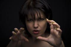 czarownica Fotografia Stock