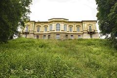 Czartoryski Palace in Pulawy. Poland.  Royalty Free Stock Photography