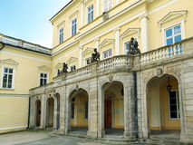 Czartoryski's Palace Stock Photography