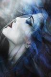 Czarująca fantazi kobieta Fotografia Royalty Free