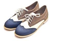 Czasów wolnych buty obraz royalty free