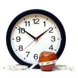 Czas dieta Obrazy Stock
