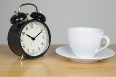 Czas dla filiżanki herbata Obraz Royalty Free