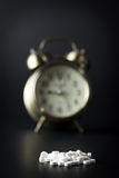 Czas dla lekarstwa zdjęcie stock