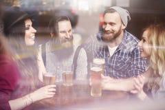 Czas dla piwa Fotografia Stock