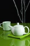 czas herbaty Obraz Royalty Free