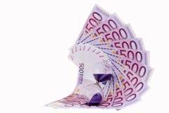 Czas i pieniądze Fotografia Stock