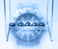 Czas i wieczności pojęcie Obraz Royalty Free