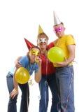 czas na imprezę Zdjęcia Royalty Free