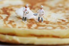 czas na śniadanie Zdjęcie Stock
