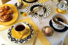 czas na śniadanie Fotografia Royalty Free
