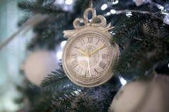 czas nowy rok Zdjęcie Royalty Free