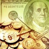 Czas pieniądze pojęciem jest Fotografia Stock