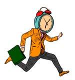 Czas Projekcji Obraz Stock
