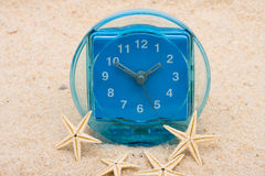 czas wakacje Zdjęcie Stock
