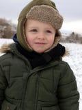 czas zima Zdjęcia Royalty Free