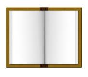 Czasopismo książka Obraz Royalty Free