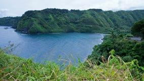 Czasu upływ hawajczyk zatoka Maui Hawaje zbiory wideo