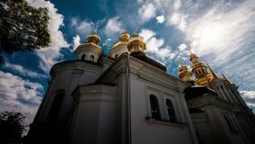 Czasu upływ Kijów Lavra Kijowski kościół, monaster, religia zbiory
