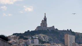 Czasu up?yw w Marseille, Francja zbiory wideo
