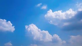 Czasu upływ zmierzchu niebo z chmurami zbiory