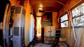 Czasu upływu Dolly zapamiętanie Motorowy dom w pustyni zdjęcie wideo