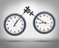 Czasu zarządzanie Obraz Stock