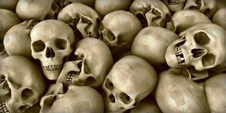 czaszki Obraz Stock