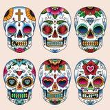 czaszki Fotografia Royalty Free