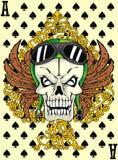 czaszki wojna Obrazy Royalty Free