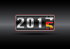 Cześć 2015 Obrazy Royalty Free